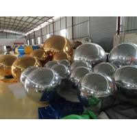 Buy cheap Advertising Inflatable Show Ball 3m Diameter For Outdoor Exhibition from wholesalers