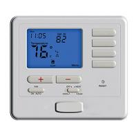 Quality 5 / 1 / 1 Programmable Power Thermostat 24 Volt With Temperatrue Control for sale