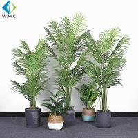 Palm Bamboo Fake Bonsai Tree For Room Garden Building Landscaping R020005 for sale