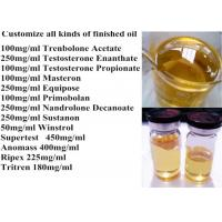 CAS 315-37-7 Testosterone Enanthate Homebrew 250mg/ml With Discreet Package