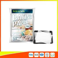 "Quality Wrapok Baking Parchment Paper Sheets 7.9"" X 12"" , Pre Cut Parchment Paper For Baking for sale"