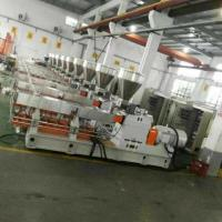 Quality High Capacity Custom Plastic Extrusion Machine , One Year Warranty for sale