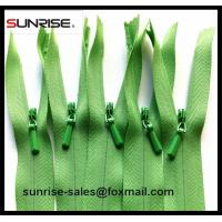 China High quality seperating ykk #3 invisible zippers wholesale for pillows on sale