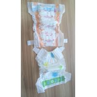 Quality Clothlike backsheet with Magic tape baby diaper ,Sleepy baby diaper for sale