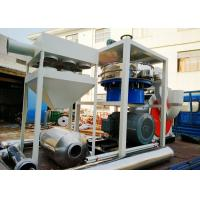 Quality Small Size Pulverizer Machine For Powder No Dust 3000rpm With Vibration Principle for sale