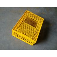 Quality Live chicken cage to transport, plastic poultry transport cage for sale for sale