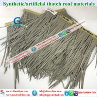 Synthetic thatch roof images synthetic thatch roof for Synthetic roofing materials