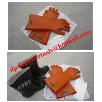 Buy Rubber gloves 35KV,rubber gloves 20KV,rubber gloves 12KV, at wholesale prices
