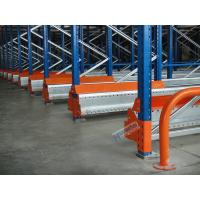 Quality Pallet Shuttle rack - Radio Shuttle System - high density pallet storage - Semi automatic shuttle system for sale