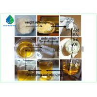Quality Anabolic Androgenic Steroids Testosterone Undecanoate Andriol CAS 5949-44-0 for sale