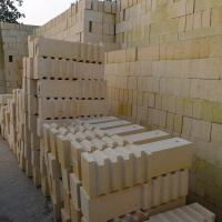 Quality Anchor Heat Resistance Furnace Bricks High Alumina Good Thermal Shock Resistance for sale