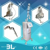Quality Skin Care CO2 laser radio frequency machine for skin tighten , Scar Removal for sale