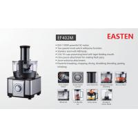 Quality 1000W Food Processor With BIS Certificate/ 2.4 Liters FoodProcessor India Bajai OEM Factrory for sale