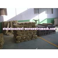 Quality Mesh 7 - 500 Stainless Steel Filter Screen , Customized Stainless Steel Mesh In Roll for sale