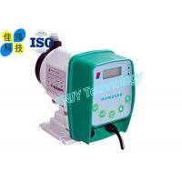 Quality Corrosion Resistant Sodium Hypochlorite Dosing System Metering Diaphragm Pump for sale