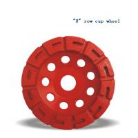 Quality JWT Diamond Cup Wheel with U Grinding Cup Wheel for sale