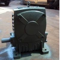 Buy WP Worm Gear Gearbox WPS80 Solid Shaft Mounted Speed Reducers at wholesale prices