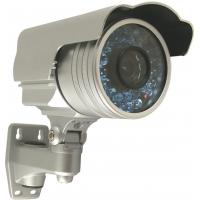 Quality Outdoor Infrared Bullet Camera 540TVL , Super IR Array For Airport for sale