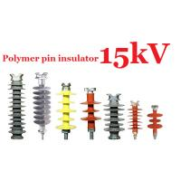 Quality 15kV ECR Solid Core Insulator Polymer Light Weight For Electric Line for sale