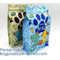 Quality Customized Personalized Pet / Metpet / Pe Material Plastic Food Bag Printing Cheap,dust-free workshop pet food bag PACK for sale