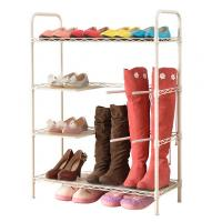 Quality Sturdy Metal Shoe And Boot Storage Rack Shelf Home Shelving Units 70 * 30 * 72 CM for sale