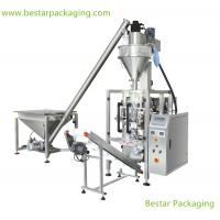 Powder filling packing machine semi automatic from A to Z operation assembly of powder screw filler