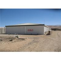 Quality Easy Build Modern Prefab Commercial Buildings Movable High Strength Waterproof for sale