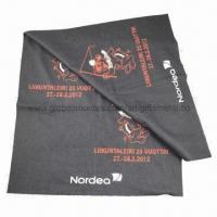 Quality Plain Color Handkerchief with Strong Stretchy and Seamless Tubular Garment, Customized Design for sale
