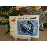 China Drawing Book Type Artist Paint Pad Heavy Weight Drawing Paper A3 A4 Size on sale
