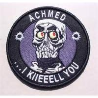 Quality Embroidered Morale Patches for sale