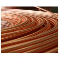 Quality Oxygen Free Industrial Enameled Copper Wire For Transformer Winding Flexible for sale