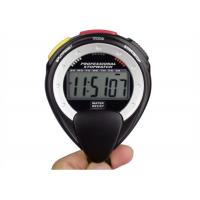 Quality Waterproof 3D Smart Pedometer Glow Stopwatch Timer With Second Chronograph Battery for sale