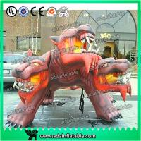 Quality Giant Inflatable Monster  / Hot  Inflatable Cerebrus Dog Cartoon Advertising For Event for sale