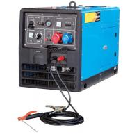 Quality 280A Low Noise Welding Generator Set with Petrol Engine for sale