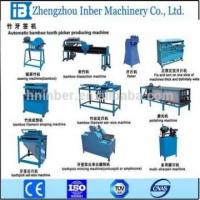 China 2017 hot sale cheap Bamboo/WoodenToothpick Production Line bamboo filament pouch packaging machine on sale