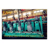 Quality Copper Rod Cold Rolling machine Two Roller Copper Rolling Mill with 2-16 Rolling pass for sale