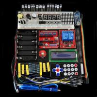 China UNO R3 Starter Kit for Arduino with LCD 1602 Module Nano V3.0 Shield Development board on sale