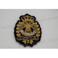 Quality Embroidery Badge, Military Patch, Embroidered Patch for sale
