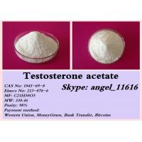 Test Ace Testosterone Anabolic Steroid Testosterone Acetate Powder For Muscle Growth