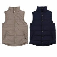 China Wholesales mens puffy down PM vest jackets for winters on sale