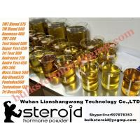 Buy cheap FMJ300 Injectable Anabolic Steroids , Mixed Blend Steroid injection oil FMJ 300mg / ml from wholesalers