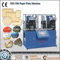 China China Best Quality ZDJ-500 Automatic Paper Plate Machine on sale
