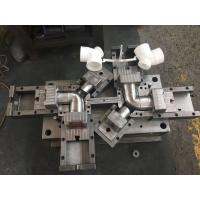 Quality PVC Pipe Fitting Hydraulic Injection Moulding Machine Screw Type 2000KN Clamping Force for sale