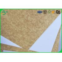 120gsm - 200gsm Coated White Top Liner Paper Water Resistant For Magazine Printing