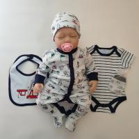 Quality Anti Static Woven Baby Boy Clothing Sets For Spring / Autumn Colorful for sale