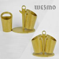 Buy cheap OEM Eco Friendly Kitchen Organizer for Bamboo Kitchen Accessories product