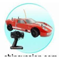 Quality Nitro RC Car With Remote Control - Base Kit for sale