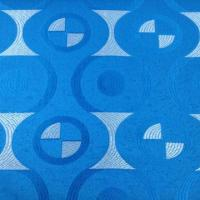 Quality Jacquard fabric for mattress, made of 100% polyester for sale