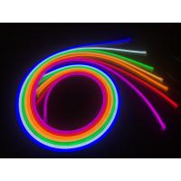 Buy cheap Silicone LED Neon Flex Light -12 Volt Dot-Free Light‎ LED Silicone Neon Tube from wholesalers