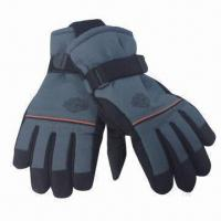Quality Men's and Women's Winter Gloves, Made of Polyester/Nylon and Acrylic for sale